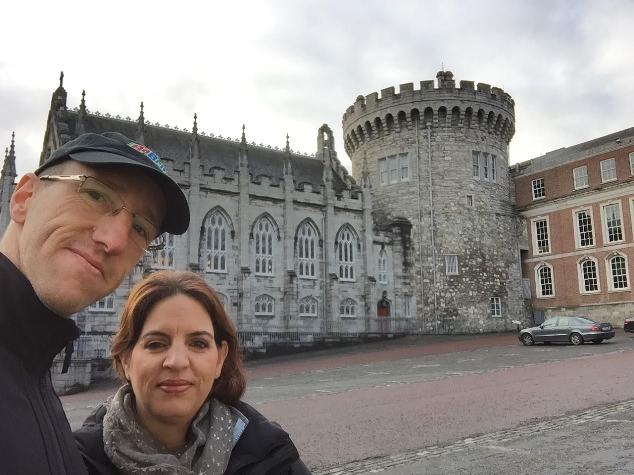 ביקור בטירת דבלין